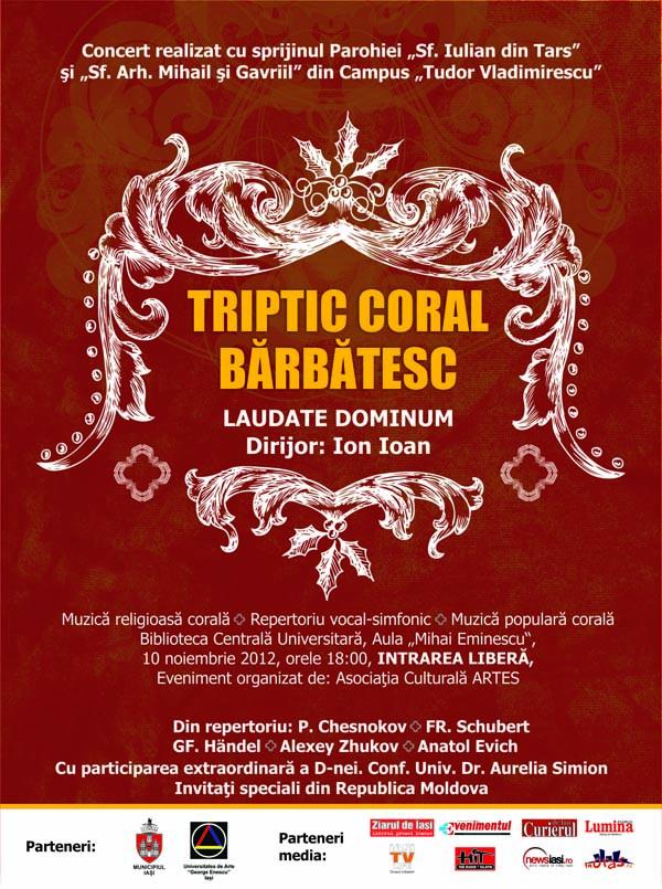 triptic coral barbatesc_artes_bcu iasi