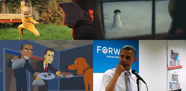 Clipuri virale/ 5-11 noiembrie 2012 iasifun