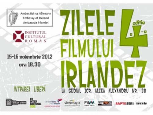 zilele filmului irlandez 2012