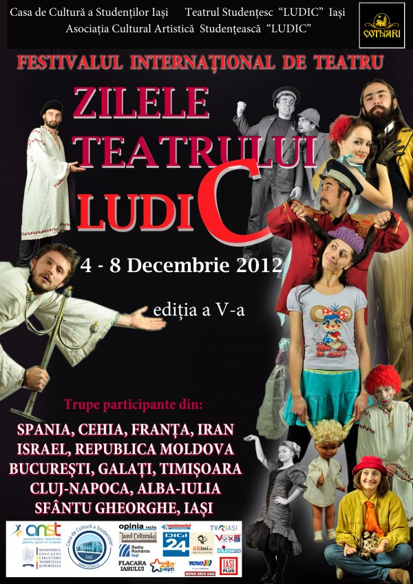 zilele teatrului Ludic 2012