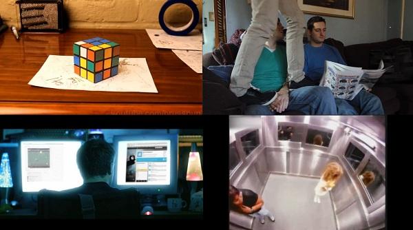 Clipuri virale/ 26 noiembrie - 2 decembrie 2012