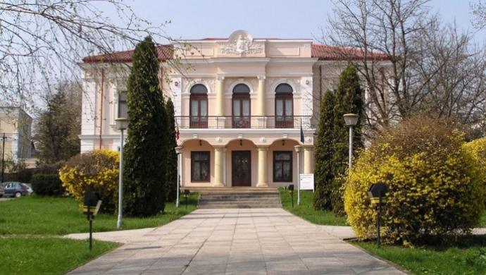 Muzeul Mihail Sadoveanu Iasi