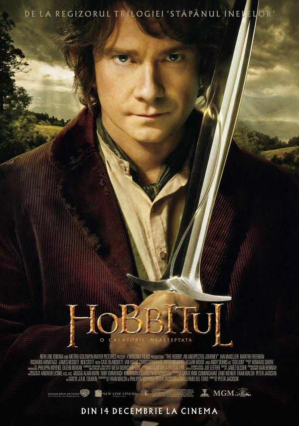 Hobbitul: O călătorie neaşteptată afis