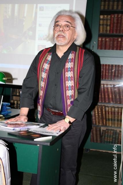 În valsul poeziei cu Mario Castro Navarrete 18 decembrie