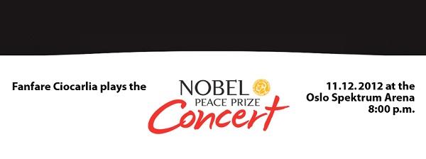 Fanfara Ciocarlia, invitata la concertul dedicat laureatului Nobel pentru Pace