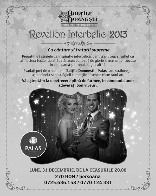 Boltile Domnesti_Revelion 2013