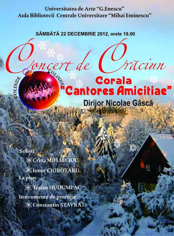 Colinde_Cantores Amicitiae