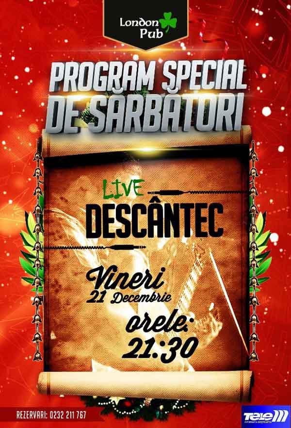 Descantec_live_London Pub