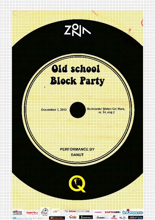Old School Block Party- Zona