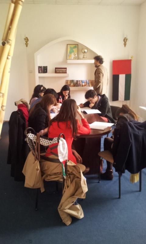 Se fac incrieri pentru cursurile de limba araba Centrul Cultural Arab iasi