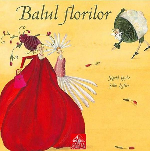 Balul Florilor, atelier de creatie pentru copii/ 3 februarie afis iasi
