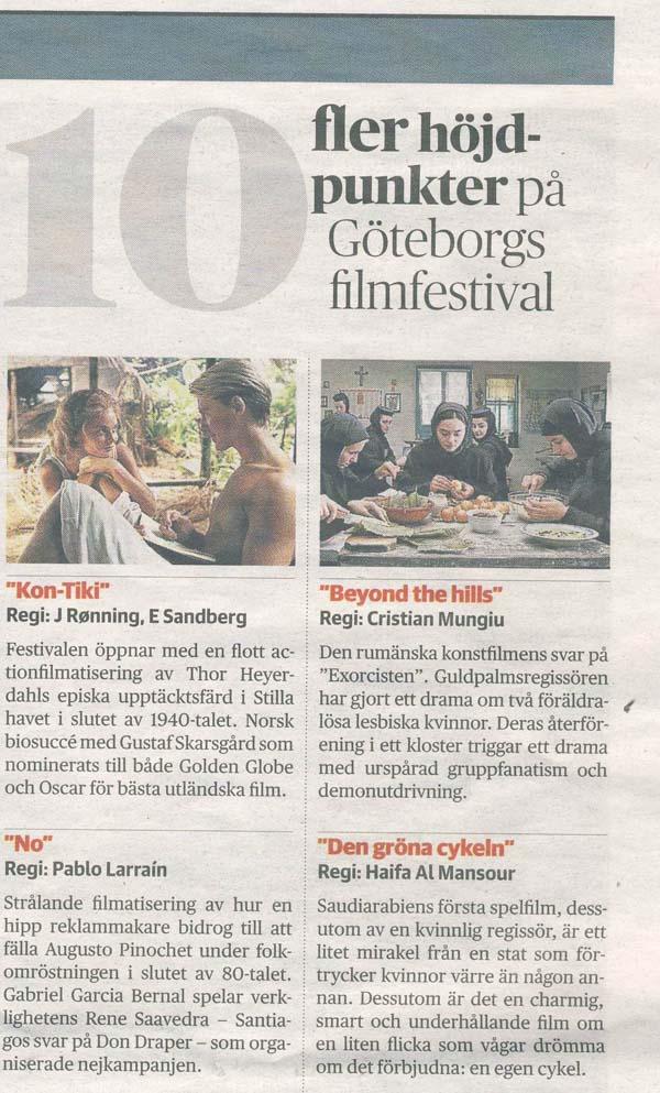 Beyond the Hills_Dagens Nyheter 25 ian