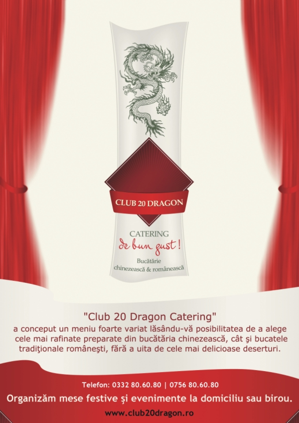 Club 20 Dragon_Catering