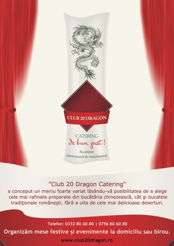 Club 20 Dragon_Catering
