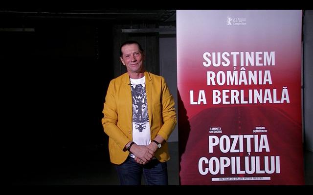 Ivan Patzaichin_Sustine Romania la Berlinala
