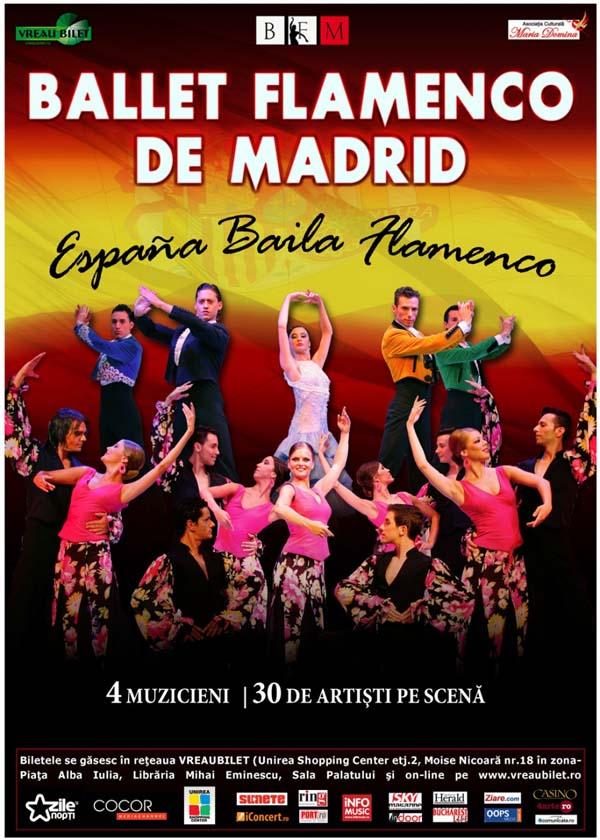 balet flamenco de madrid_iasi