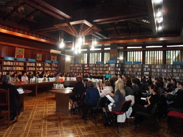 biblioteca publica Onisifor Ghibu_chisinau