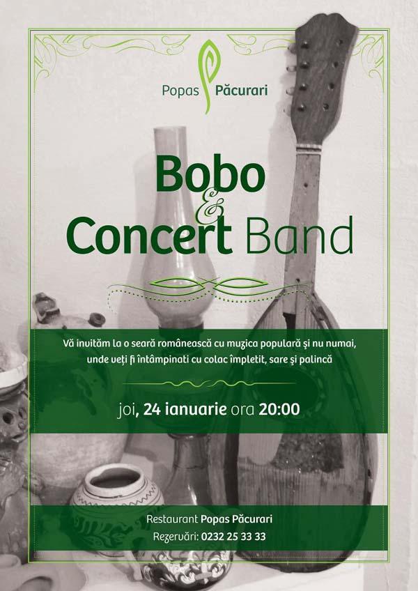concert band - unirea petrecaretilor