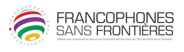Logo ''Francofoni fara frontiere''