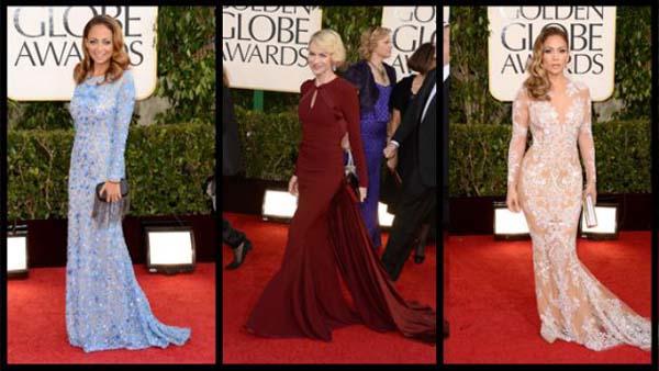 globurile de aur 2013-covorul rosu