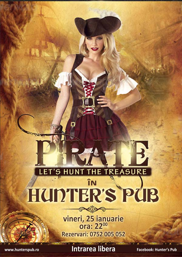 hunt the treasure_hunters pub