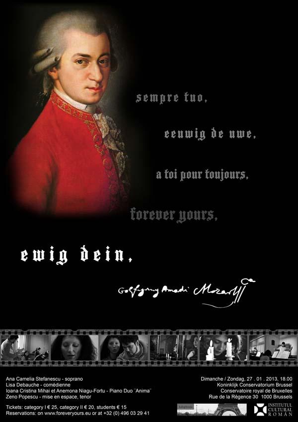 in cautarea celuilalt Mozart