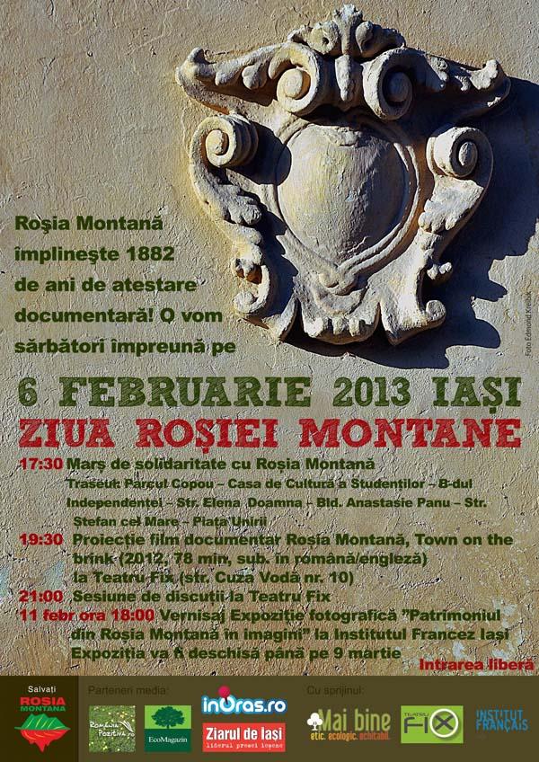 Ziua Rosiei Montane la Iasi