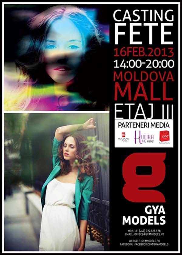 Casting Gya Models - 16 februarie 2013