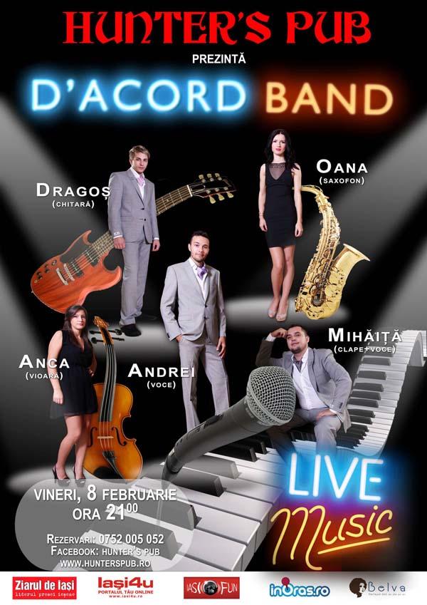 D'Acord Band