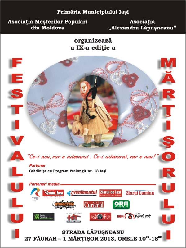 Festivalul martisorului 2013