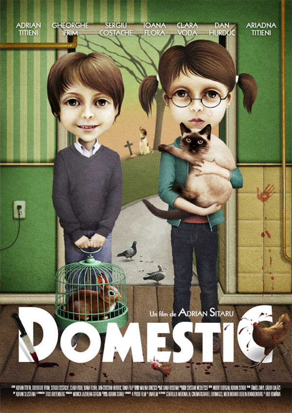 Poster oficial Domestic