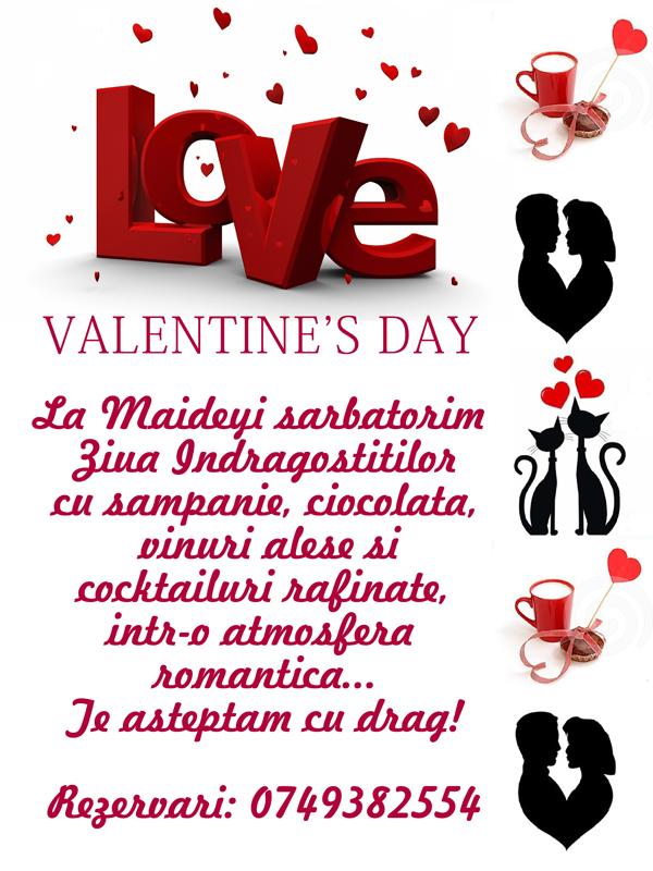 Valentines Maideyi