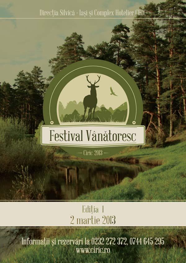 Festival Vanatoresc la Ciric