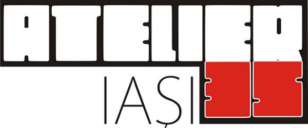 """Expoziția """"Atelier 35 – Iaşi 2013"""" cu tema: """"Noi, convenții ale artei contemporane"""" logo"""