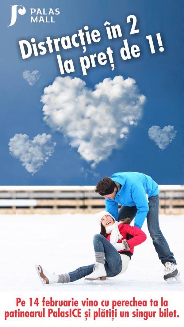 dragoste la patinoar