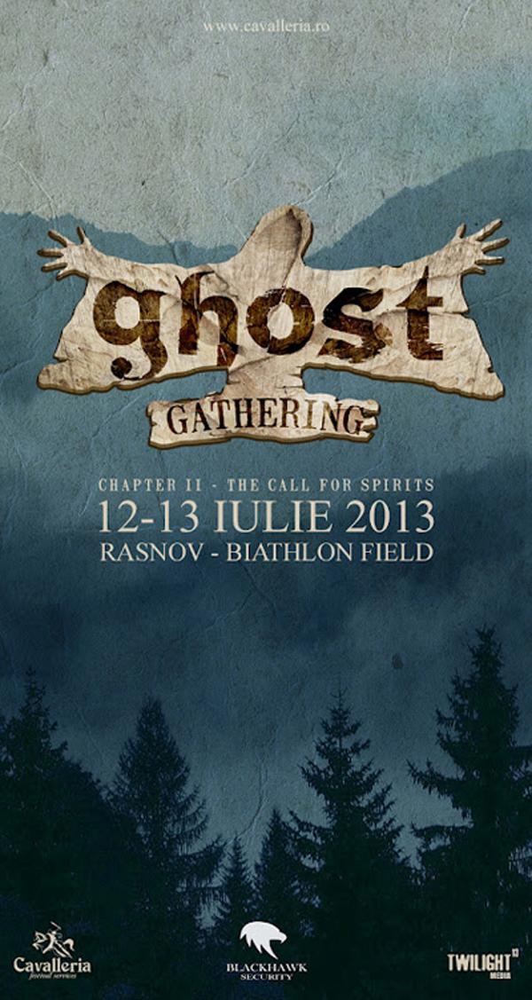 ghost ghatering