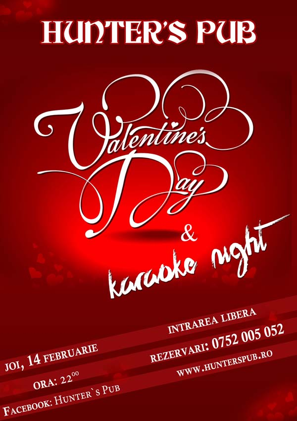 valentines day_hunters pub