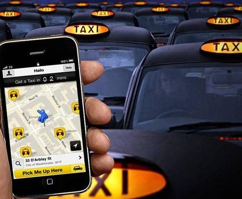 Aplicaţii cu care poţi chema un taxi în Iaşi / Gadget, my love