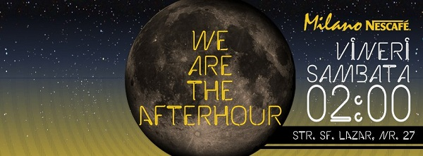 We are the after hour/ In fiecare sambata afia iasi