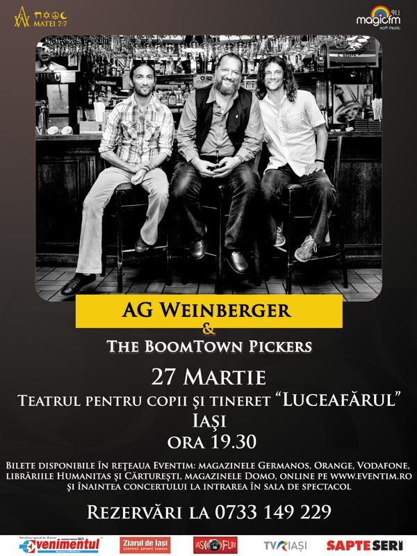 AG Weinberger_concert iasi