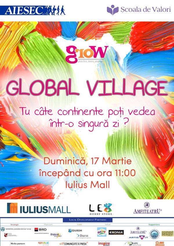 Afis-GV-GROW-Iulius Mall