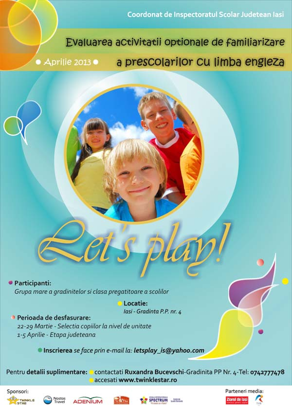 Afis lets play 2013