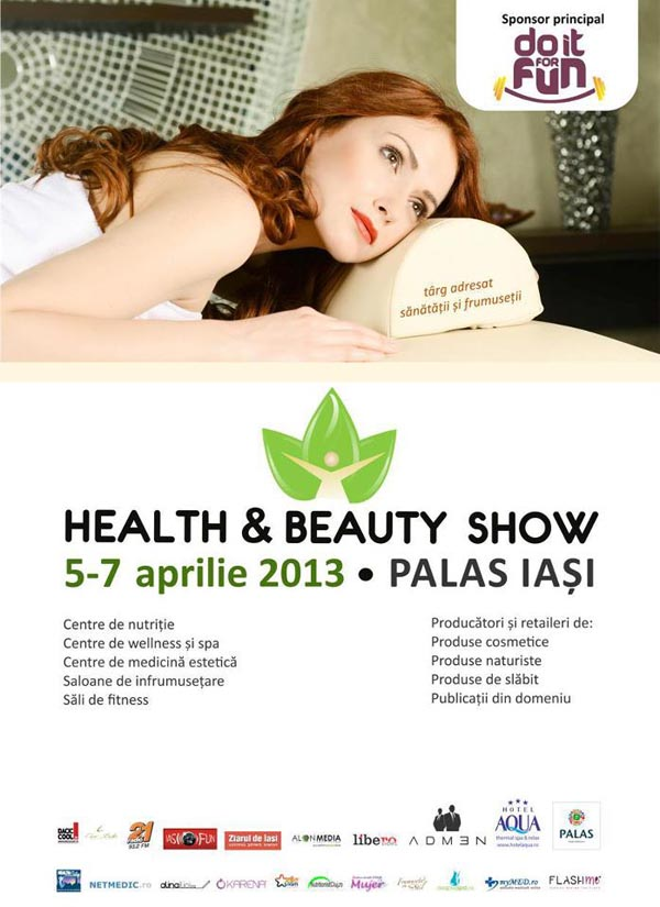 Health and Beauty Show_Palas