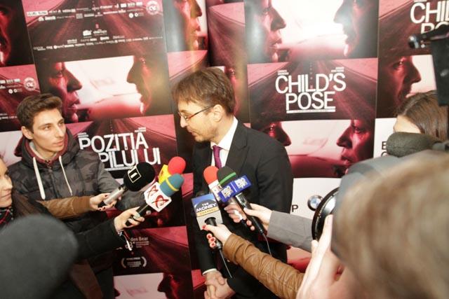 Pozitia copilului premiera_foto Gilda Comarzan