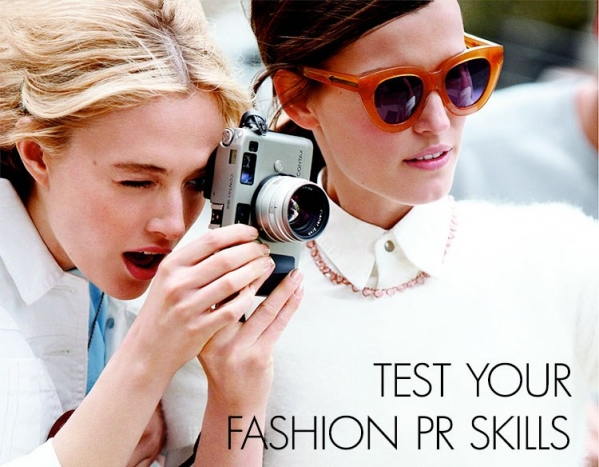 CURSURI: Event management si Fashion PR/ poza Iasi