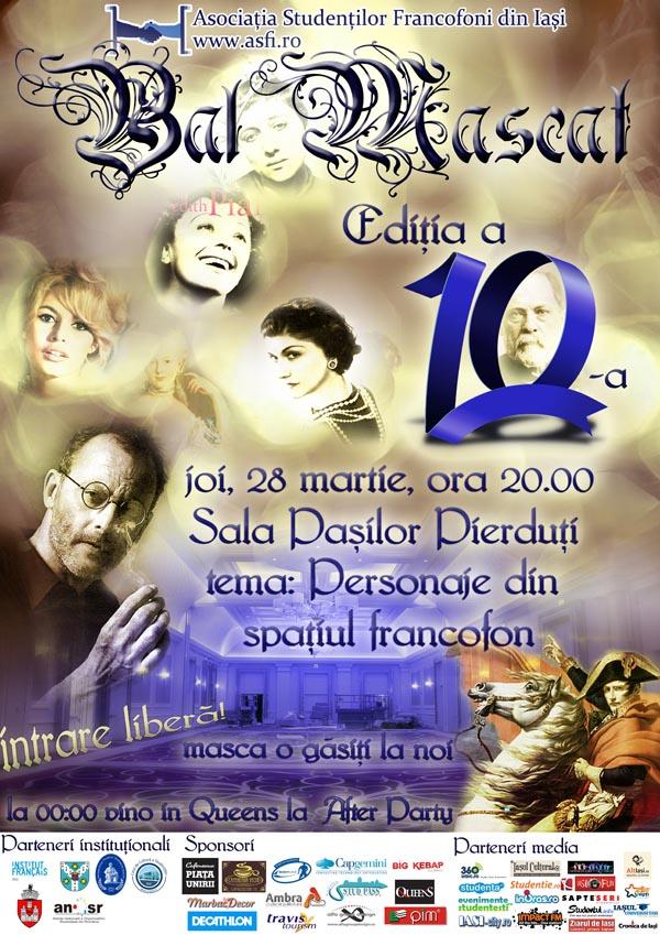 bal mascat francofon 2013