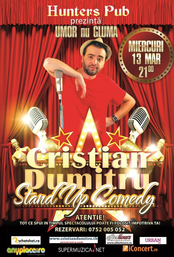 cristian dumitru_stand up comedy