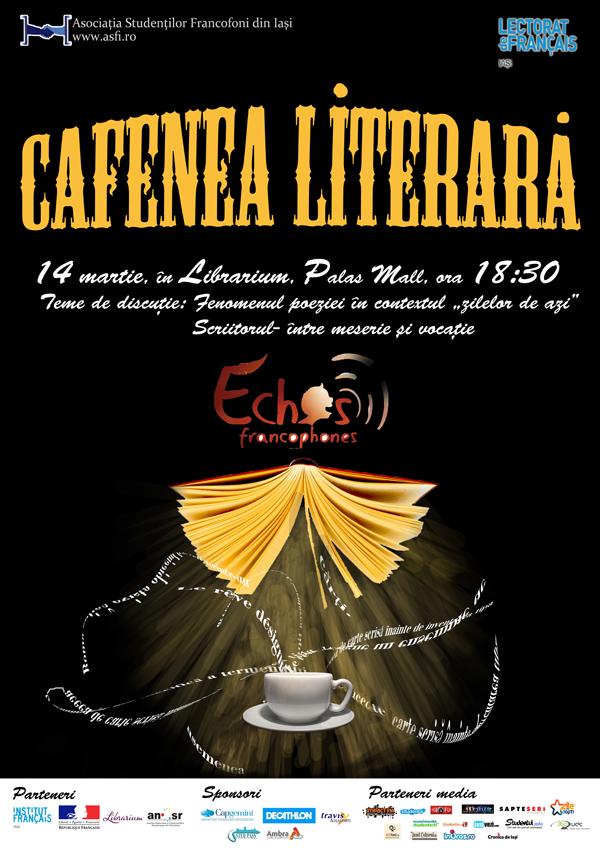 Echoes - Cafenea literara 2013