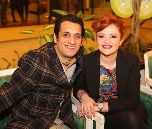 Iulian Canaf si Oana Roman
