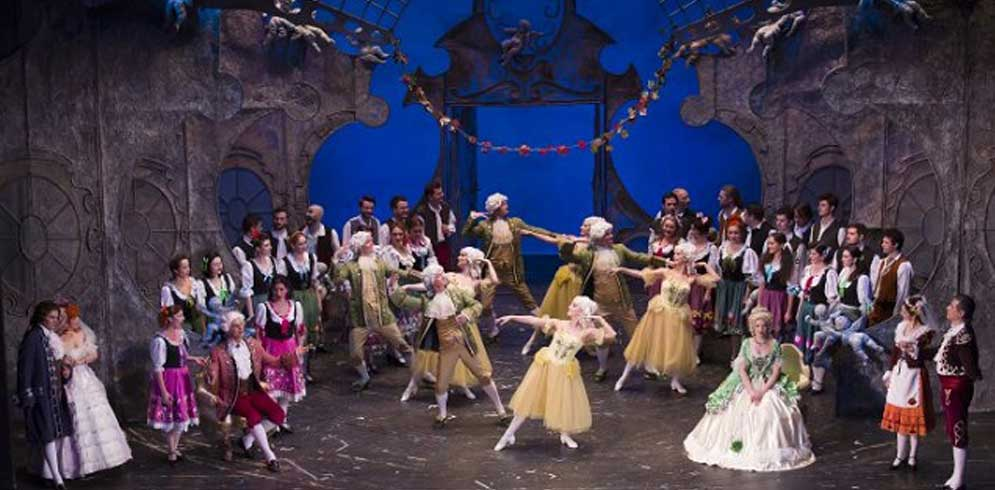 """Nunta lui Figaro"", la Opera Nationala Iasi"